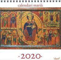 CALENDARI MARIA 2020 - SOBRETAULA