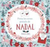 Pinta Les Teves Postals De Nadal - Rebecca Jones