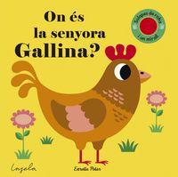 On Es La Senyora Gallina? - Ingela P. Arrhenius