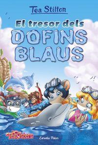 El tresor dels dofins blaus - Tea Stilton