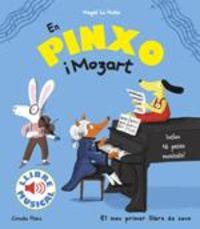 EN PINXO I MOZART - LLIBRE MUSICAL