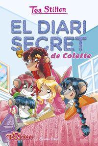 Diari Secret De Colette, El - Aventures A Ratford 2 - Tea Stilton