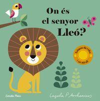 on es el senyor lleo? - Ingela P. Arrhenius