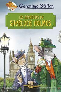 Aventures De Sherlock Holmes, Les - Geronimo Stilton