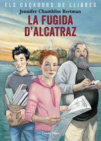 Caçadors De Llibres, Els 3 - La Fugida D'alcatraz - Jennifer Chambliss Bertman