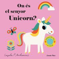 On Es El Senyor Unicorn? - Ingela P. Arrhenius