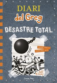 DIARI DEL GREG 14 - DESASTRE TOTAL