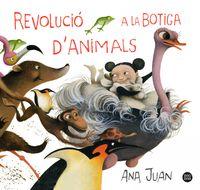 REVOLUCIO A LA BOTIGA D'ANIMALS