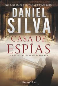 Casa De Espias - Daniel Silva