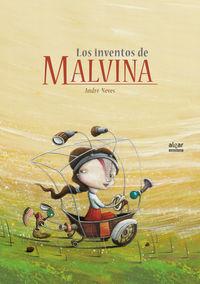 Los inventos de malvina - Andre Neves