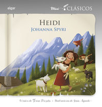 heidi - Johanna Spyri / Jesus Aguado (il. )