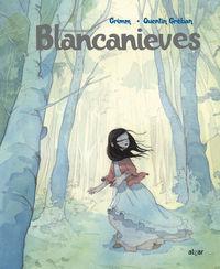 Blancanieves - Jacob Grimm / Wilhelm Grimm