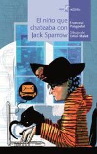NIÑO QUE CHATEO CON JACK SPARROW, EL