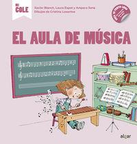 AULA DE MUSICA, EL