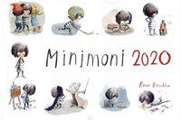 Calendario Minimoni 2020 - Rocio Bonilla Raya