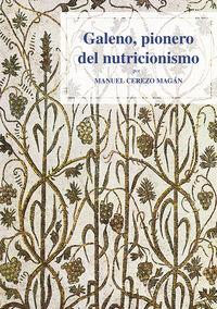 GALENO, PIONERO DEL NUTRICIONISMO