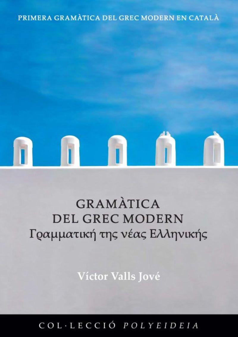 GRAMATICA DEL GREC MODERN