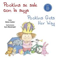 POOKINS SE SALE CON LA SUYA = POOKINS GETS HER WAY