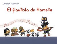 El flautista de hamelin - Andrea Scoppetta