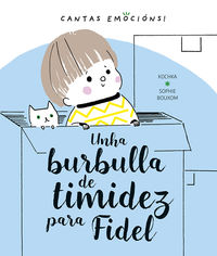 BURBULLA DE TIMIDEZ PARA FIDEL, UNHA (GAL)