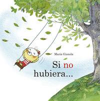 SI NO HUBIERA. ..