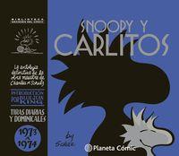 Snoopy Y Carlitos 12 (1973-1974) - Charles M. Schulz