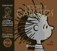 SNOOPY Y CARLITOS 16 (1981-1982)