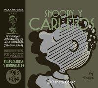 SNOOPY Y CARLITOS 17 (1983-1984)