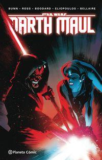 Star Wars Darth Maul (tomo Recopilatorio) - Cullen Bunn