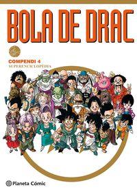 BOLA DE DRAC COMPENDI 4