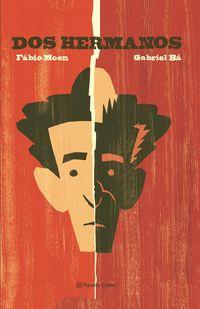 dos hermanos (novela grafica) - Fabio Moon