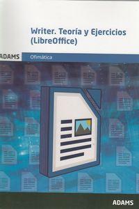 WRITER - TOERIA Y EJERCICIOS (LIBREOFFICE)