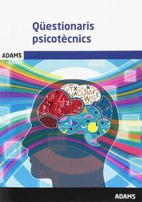 Questionaris Psicotecnics - Aa. Vv.