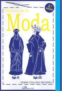 (2 ED) HISTORIA DE LA MODA