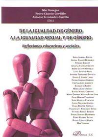 DE LA IGUALDAD DE GENERO A LA IGUALDAD SEXUAL Y DE GENERO
