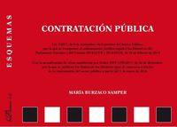 CONTRATACION PUBLICA - ESQUEMAS