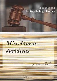 MISCELANEAS JURIDICAS