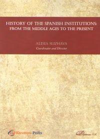 History Of The Spanish Institutions - Alesia Slizhava