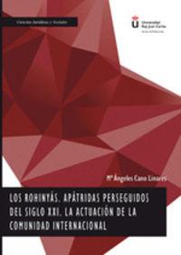 ROHINYAS, APATRIDAS PERSEGUIDOS DEL SIGLO XXI, LOS - LA ACTUACION DE LA COMUNIDAD INTERNACIONAL