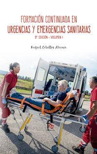 (8 ED) FORMACION CONTINUA EN URGENCIAS Y EMERGENCIAS SANITARIAS I