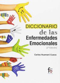 (2 Ed) Diccionario De Enfermedades Emocionales - Carlos Huamani Cueva