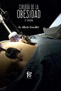 (2 ED) CIRUGIA DE LA OBESIDAD