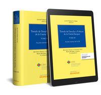 TRATADO DE DERECHO Y POLITICAS DE LA UNION EUROPEA (TOMO IX) (DUO)