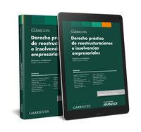 Derecho Practico De Reestructuraciones E Insolvencias Empresariales (duo) - Andres Gutierrez Gilsanz