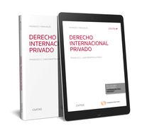 (4 ED) DERECHO INTERNACIONAL PRIVADO (DUO)