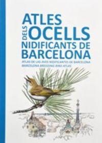 ATLES DELS OCELLS NIDIFICANTS DE BARCELONA