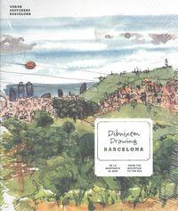 dibuixem barcelona - de la muntanya... al mar = drawing barcelona - from the mount... - Urban Sketchers Barcelona