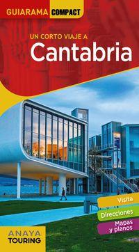 GUIARAMA COMPACT - CANTABRIA - UN CORTO VIAJE