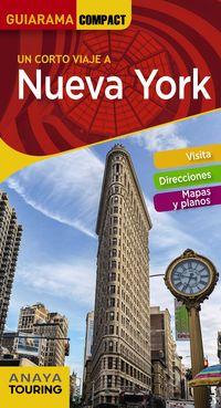 GUIARAMA COMPACT - NUEVA YORK - UN CORTO VIAJE