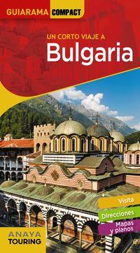 GUIARAMA COMPACT - BULGARIA - UN CORTO VIAJE